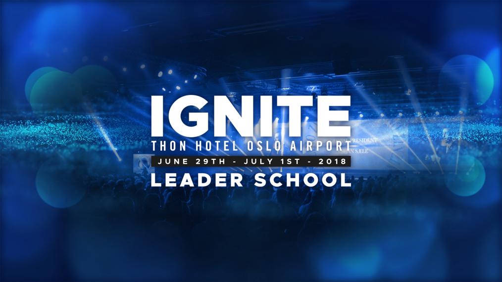 Leader School - Ignite your fire!