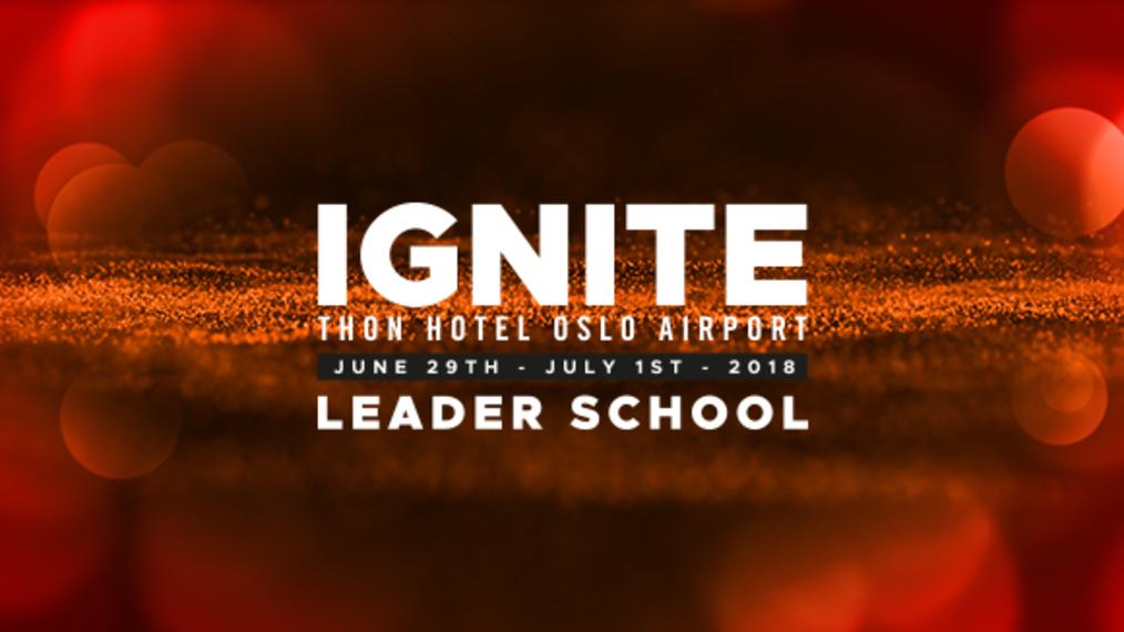 Promo Leader School - Ignite your Fire!