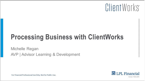 NPH Webinar Replay - Processing Operations with ClientWorks (Tracking 1-658521).mp4