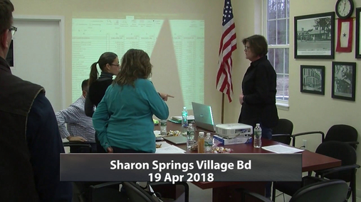 Sharon Srings Village Bd -- 19 Apr 2018