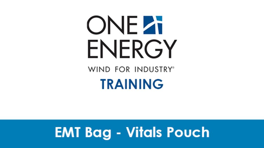 EMT Bag - Vitals Pouch.mp4