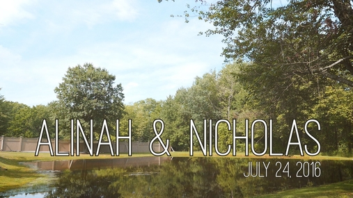 Alinah and Nicholas