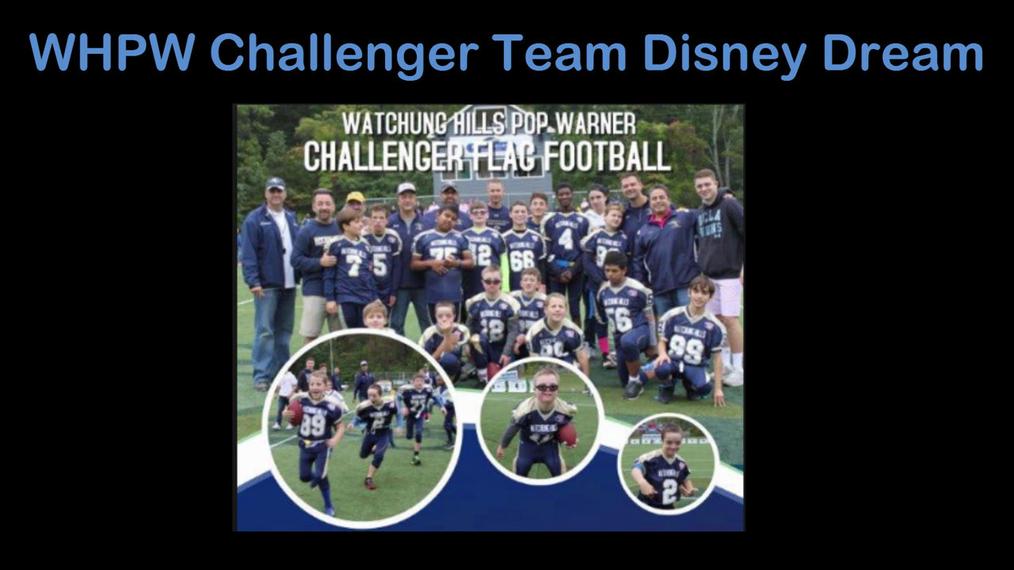 WHPW Challenger Team Disney Dream