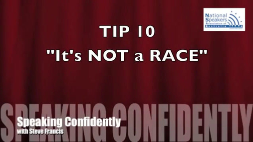 Tip 10 It's NOT a RACE!.mp4