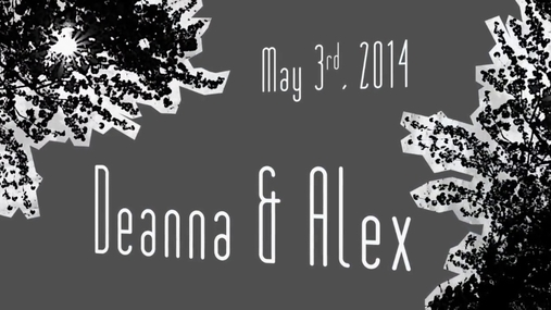 Deanna and Alex