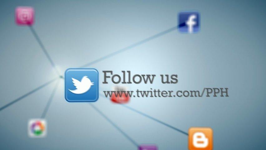 Create elegant Social Media promo video