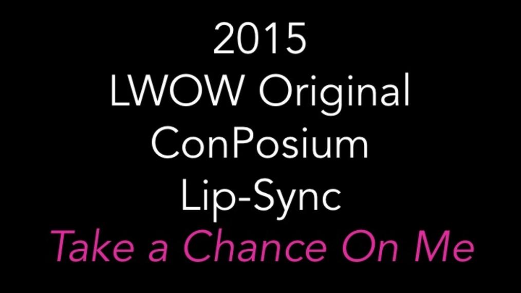 2015 LWOW O ConPosium Lip-Sync