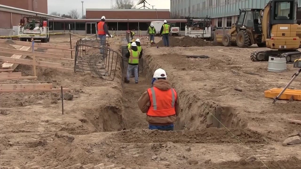 SBHS Construction
