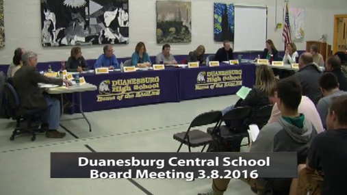 DCS Bd of Ed -- Mar 8 2016