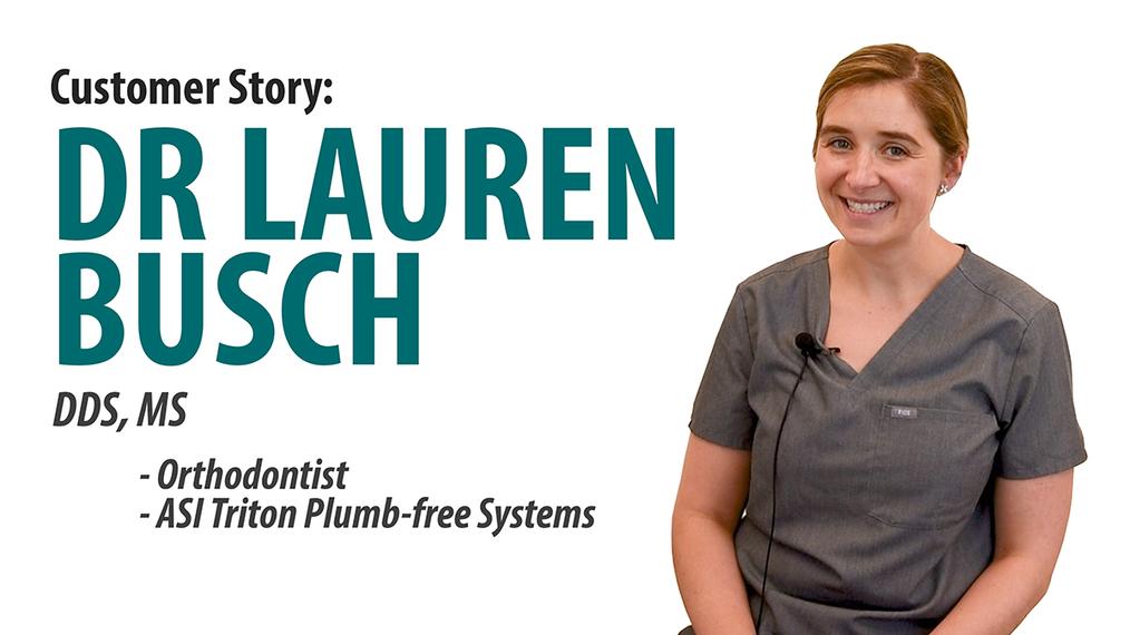 Dr. Lauren Busch, Orthodontist [66-2009]