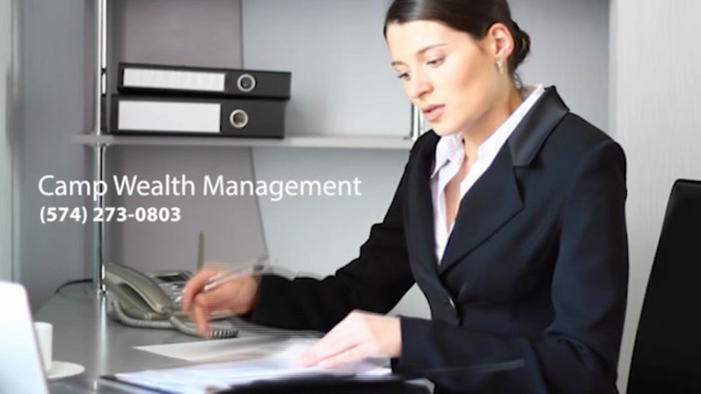 Financial Planners Near Me in Mishawaka IN, Camp Wealth Management