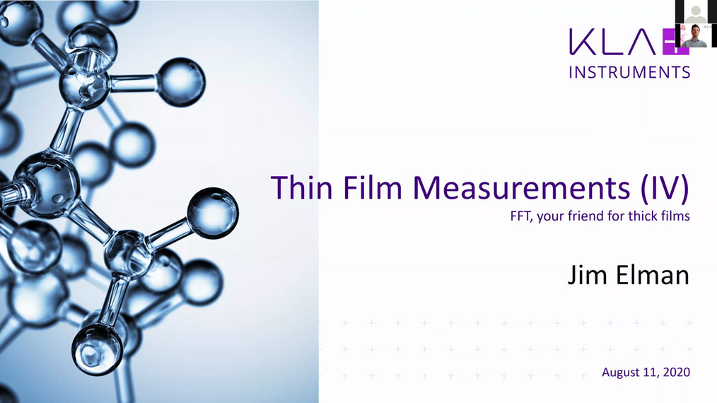Analysis by Fast Fourier Transform_your friend for thick films