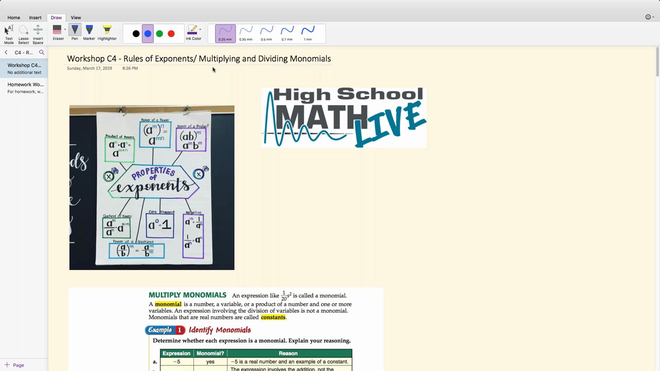 Brush Up Workshop C4 - Rules of Exponents_ Multiplying & Dividing Monomials.mp4