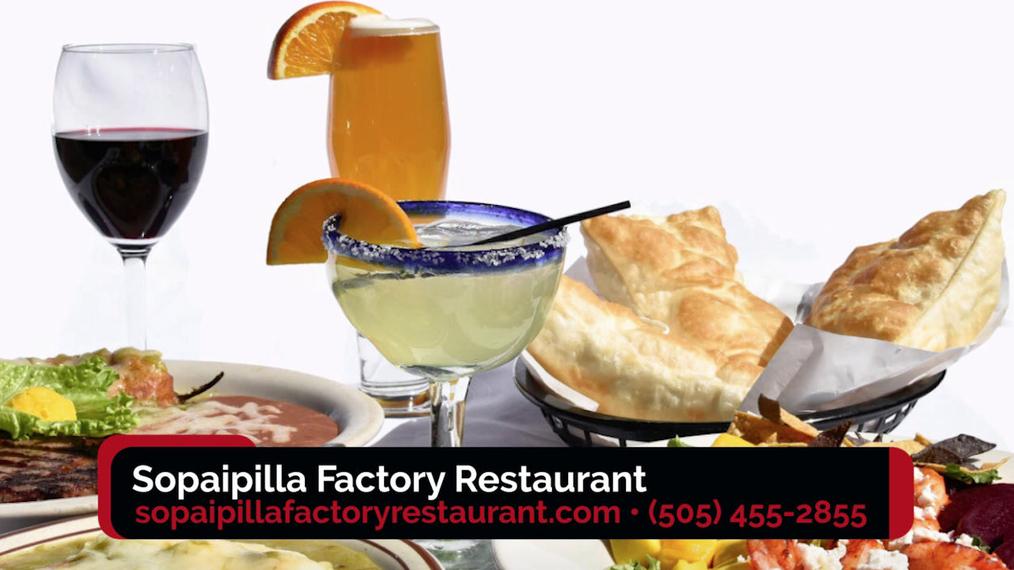 Mexican Restaurant in Santa Fe NM, Sopaipilla Factory Restaurant