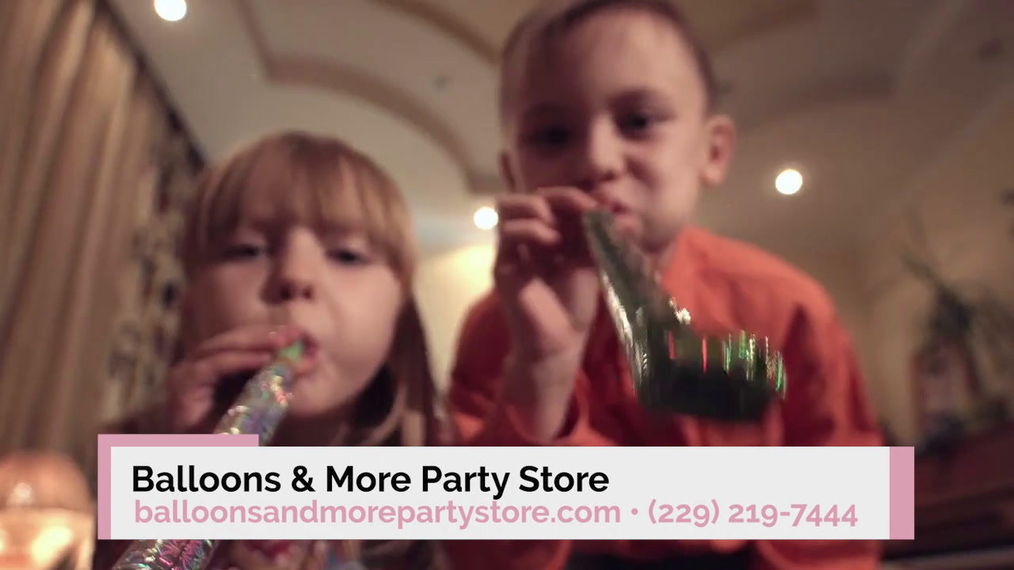 Party Store in Valdosta GA, Balloons & More Party Store