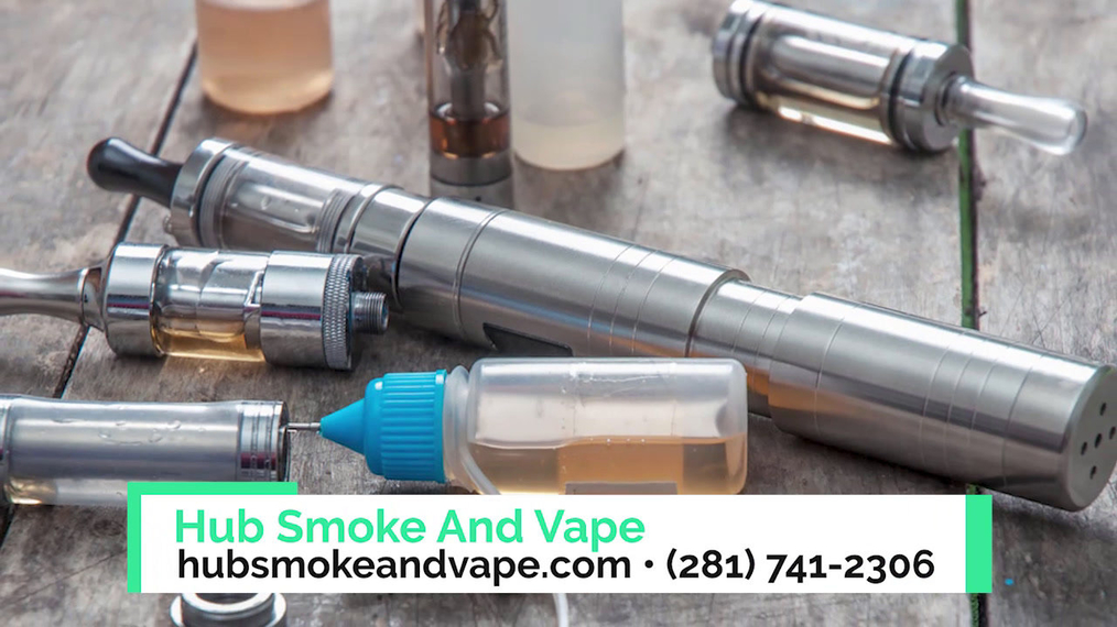 Tobacco Shop in Houston TX, Hub Smoke And Vape