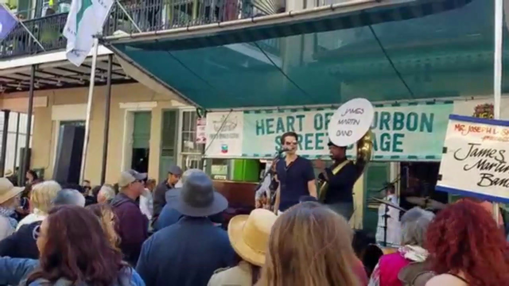 New Orleans Band J.M.