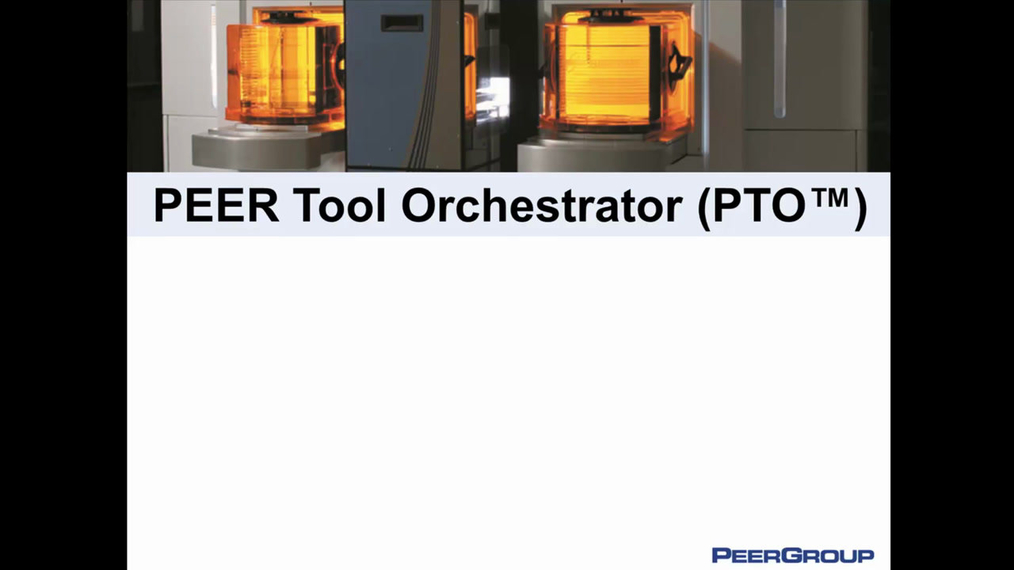 How PTO Helps Tool Automation