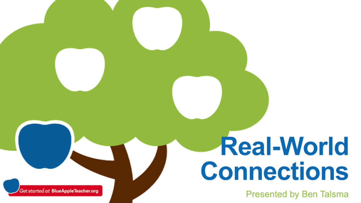 Real-World Connections (July 2019)