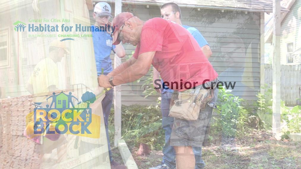 Rock the Block Senior Crew