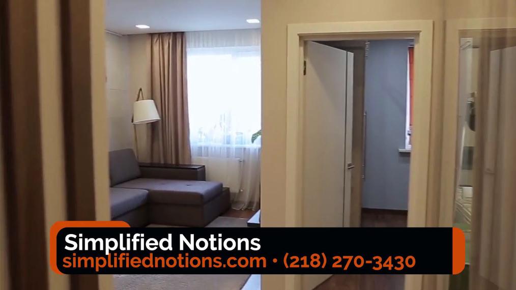 Interior Design in Brainerd MN, Simplified Notions