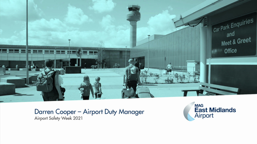 Airport Safety Week - Airport Duty Manager