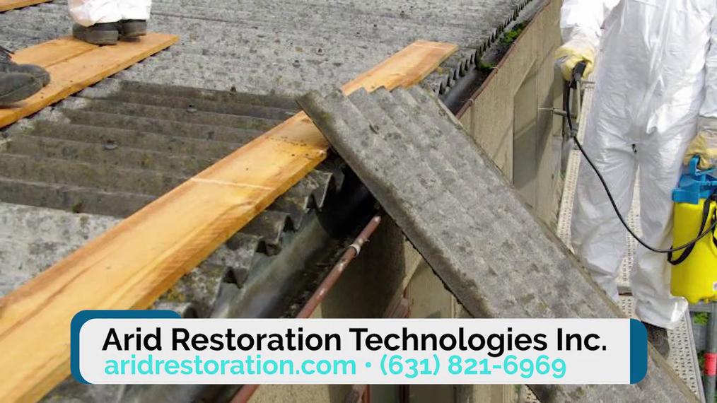 Crack Repair in Shoreham NY, Arid Restoration Technologies Inc.