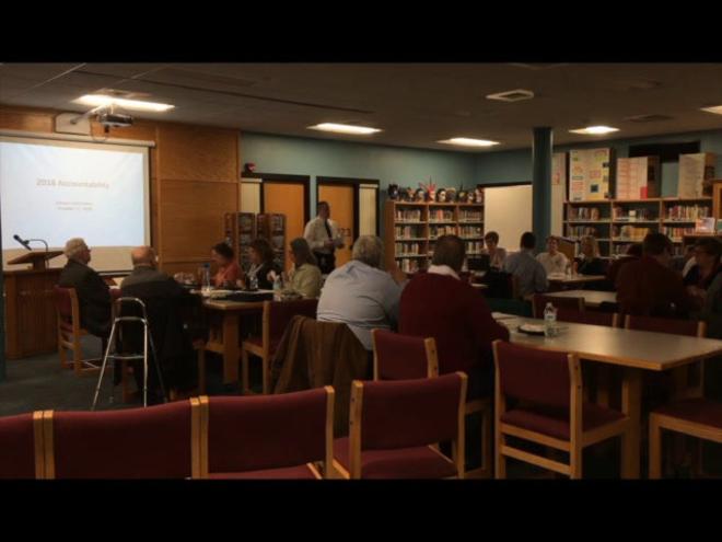 Pathfinder School Committee 03-13-2019