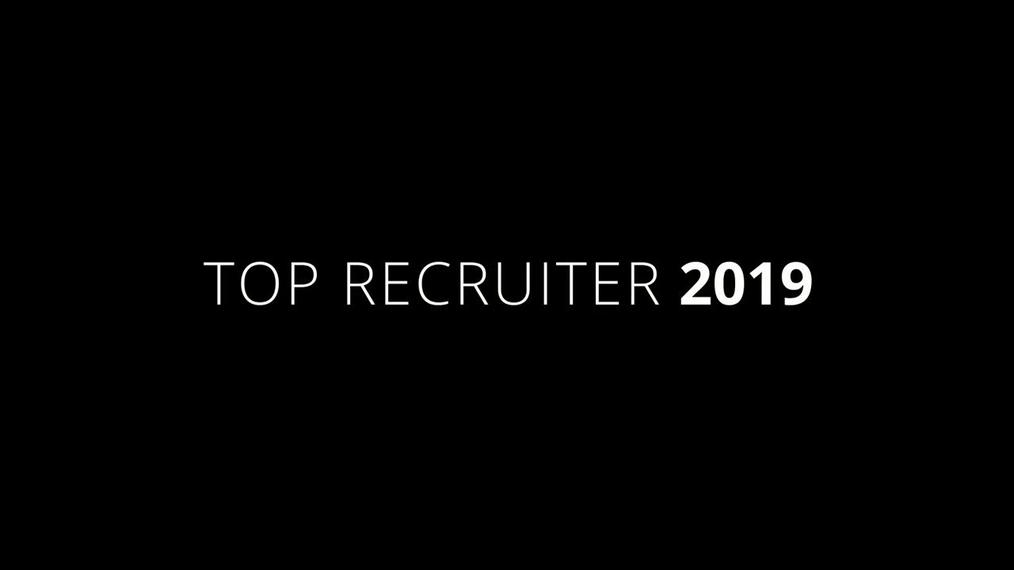 Top Recruiter 2019