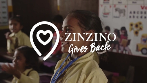 Glocal Aid - Zinzino gives back
