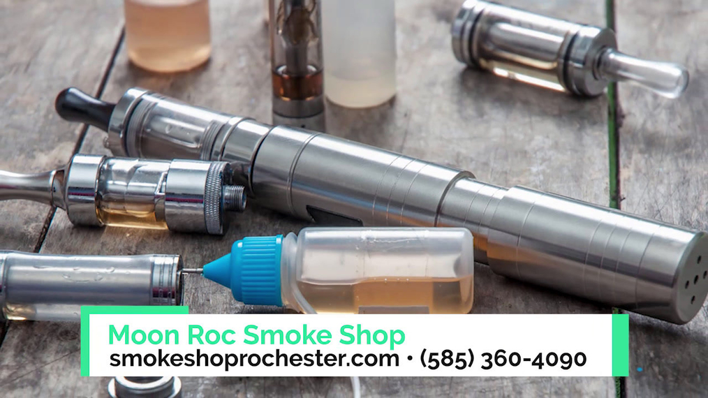 Smoke Shops in Rochester NY, Moon Roc Smoke Shop