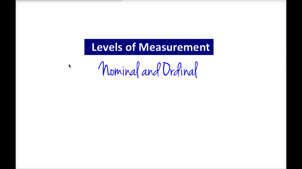 Intro Stats_ Levels of Measurement - Nominal and Ordinal.mp4