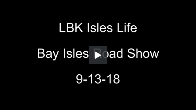 Bay Isles Road Show 2018 Summary