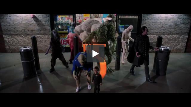 GooseBumps #2 Trailer
