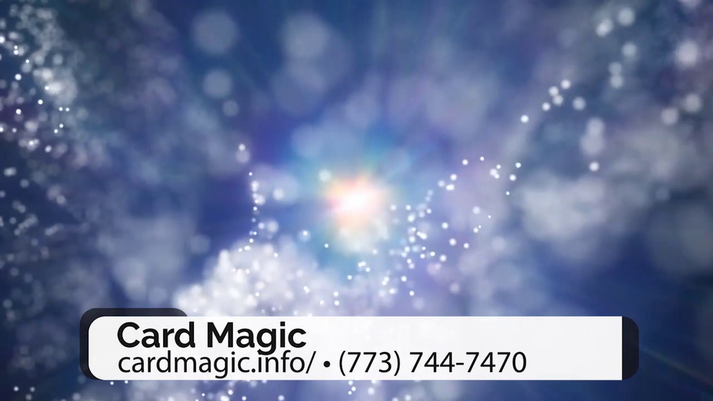 Magician in Chicago IL, Card Magic