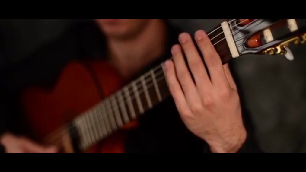 Spanish Guitarist R.A.