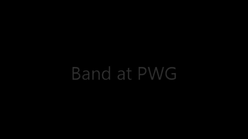 Band at PWG.mp4