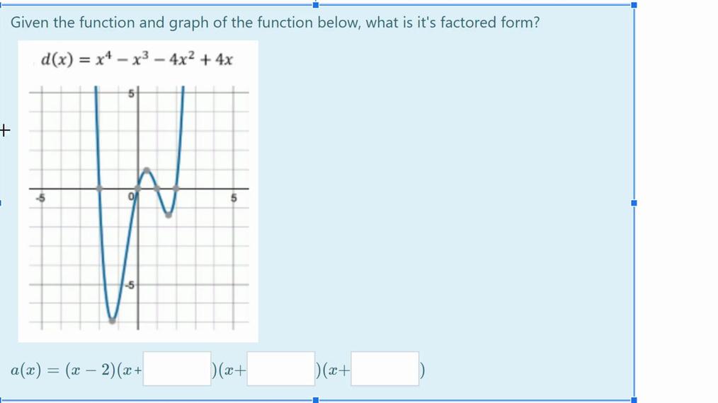 Homework Help SMIII New 4.4 Factored From Graph.mp4
