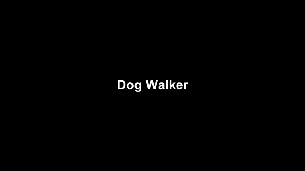 Dog Walker  (2nd place for Best Drama & 3rd Dramedy)