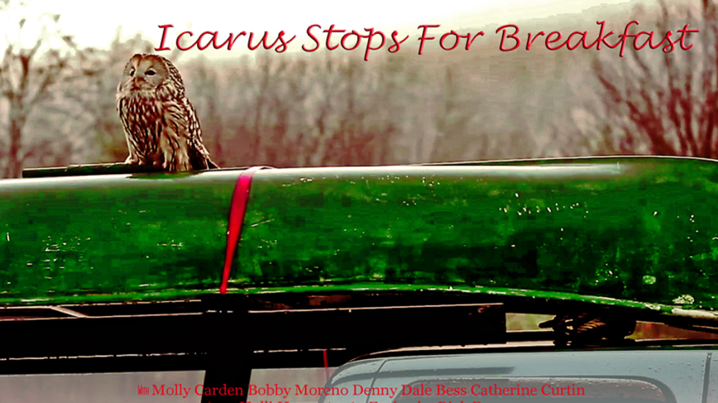 """Icarus Stops for Breakfast""   2nd place Most Unique/Creative/Fantasy Category and 2nd place Best Supporting Role Catherine Curtin"