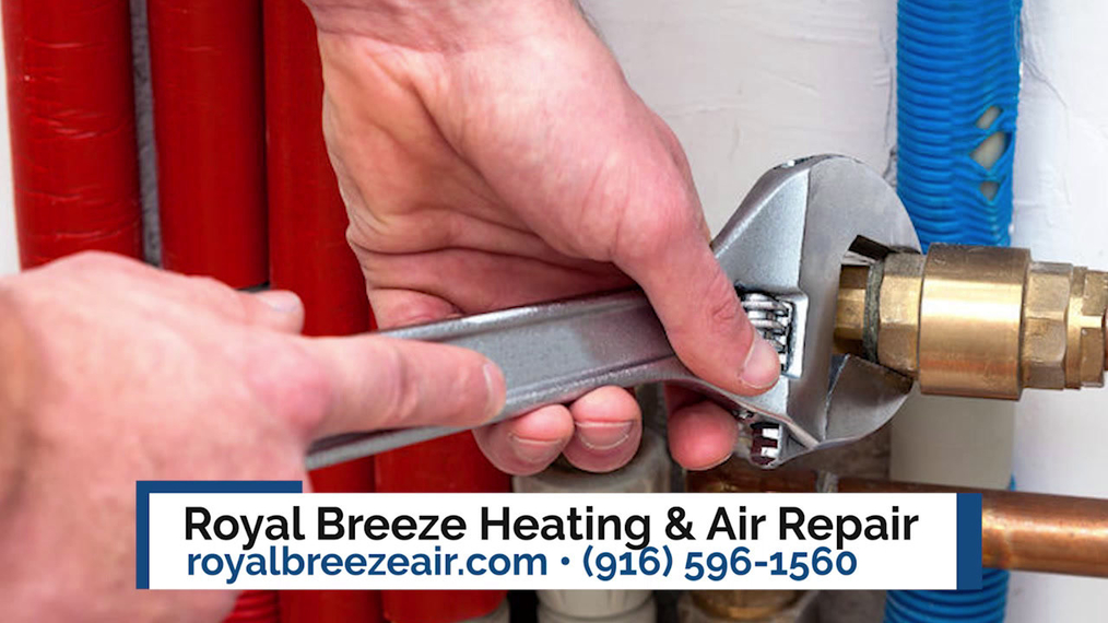 Heating And Cooling in Sacramento CA, Royal Breeze Heating & Air Repair