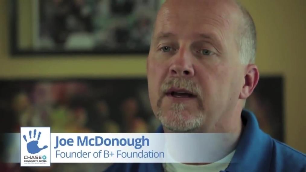 The B+ Foundation: Bronze Sponsor