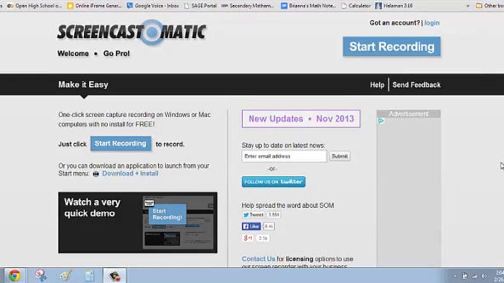 Using Screencast O Matic.mp4