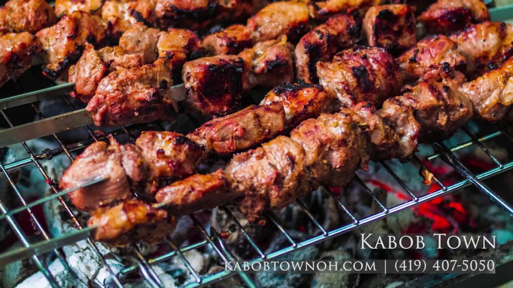 Mediterranean Food in Toledo OH, Kabob Town