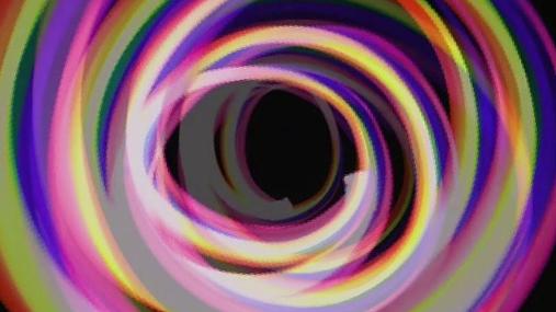 Hallucinogen colors