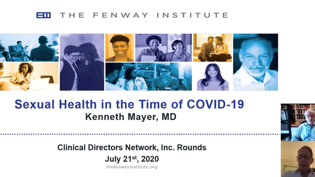 Sex in the Time of COVID-19