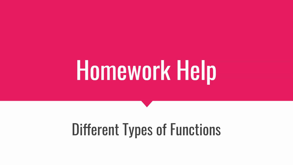 HH Different Types of Functions.mp4