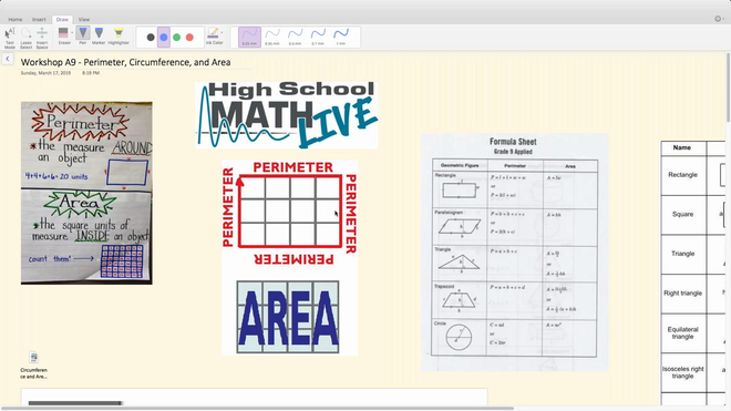 Brush Up Workshop A9 - Perimeter, Circumference, and Area.mp4