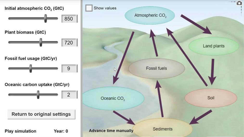 Topic 4: Carbon Model Intro