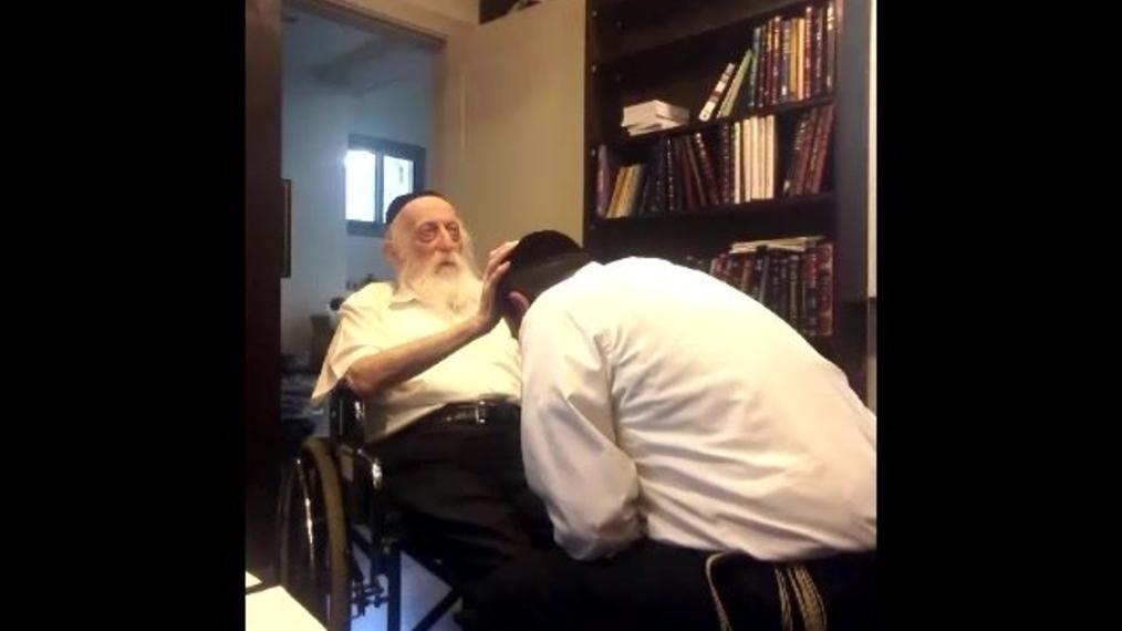 Bracha from Rabbi Twerski
